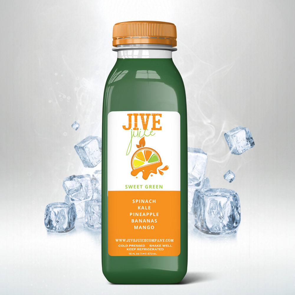 JIVE Juice Company - Sweet Green